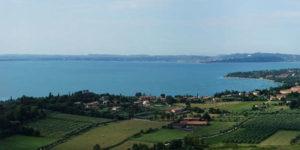 Lago di Garda: colline Moreniche